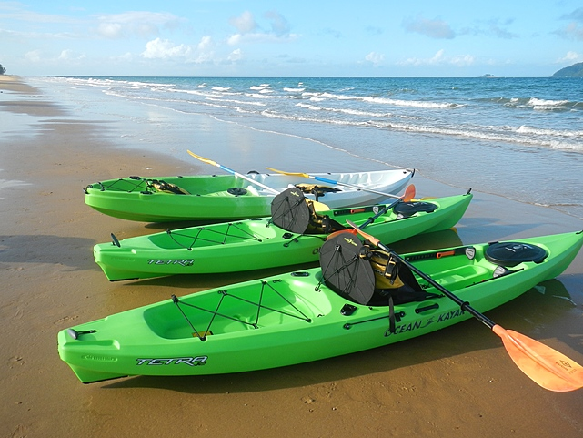 Kayak Mission Beach Dunk Island