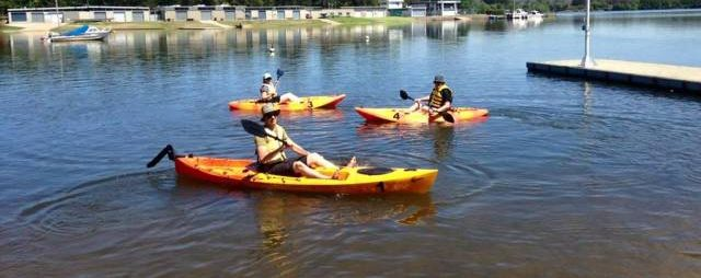 Photo of Kayak Hire Canberra