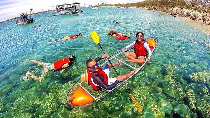 Photo pg Kayak Hire Gold Coast