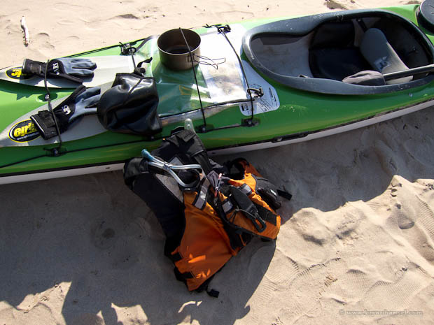 Image of Kayaking Accessories